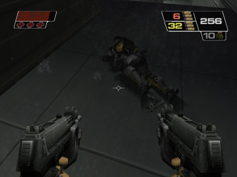 Red Faction 2 Screenshot