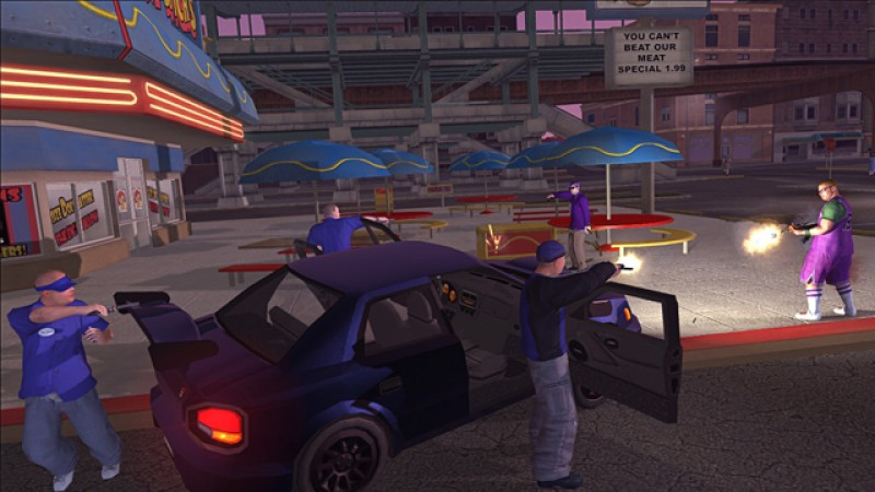 Saints Row Screenshot