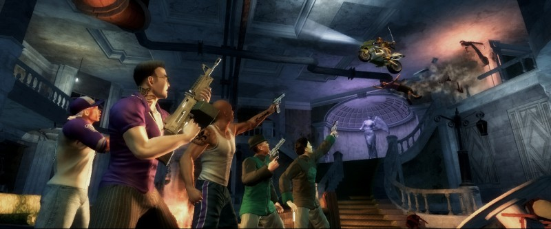 SR2 Screenshot