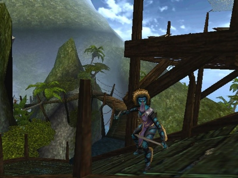 Summoner 2 screenshot