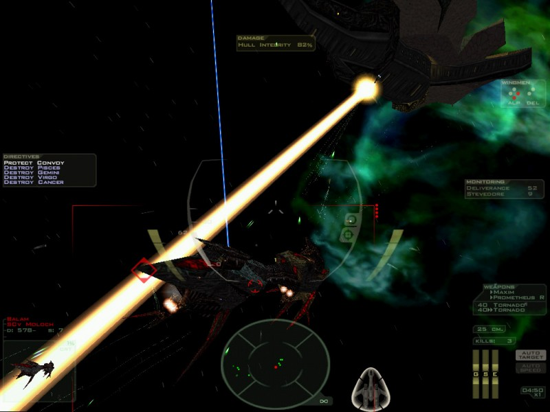 Freespace 2 Screenshot