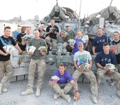 Volition supports Operation Supply Drop