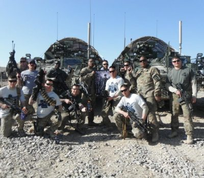 Volition Sends a Thank You to Troops